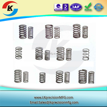 Custom extension springs with ISO 9001 SGS certificated