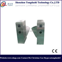 Store anti-theft gates flap barrier with security ic card