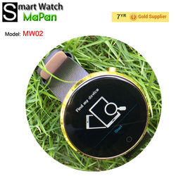 Best selling watch phone waterproof/Hot MaPan MW02 smart phone watch with speaker