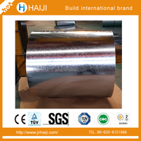 galvanized steel coils and sheet regular spangle of metal material