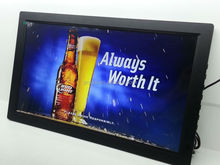 """17"""" watch tv mp3/mp4 LED digital photo frame support HD VIDEO and many video files format"""