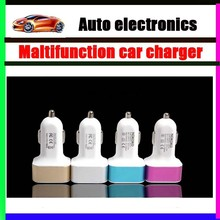 ot selling 2.1A 1.0A 2 ports mobile phone usb car charger/dual usb car charger for cellphones