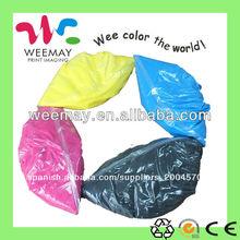 43865721/43865722/43865723/43865724 color recarga de toner en polvo compatible oki mc560