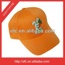 Wholesale Custom High Profile Embroidered Baseball Cap 2015 Fashion 6 Panel Children jamaica Baseball Cap