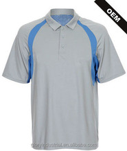 dri fit polyester mens sport golf shirts wholesale