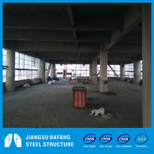 Suqian SuCheng Economic Development Zone West Building Heavy Steel Structure