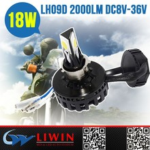 LW LH09D High low beam led car lamp light 3000K 6500K chinese motorcycle accessories