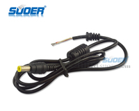 Suoer High Quality 6.0 Pin Audio DC Power Cable