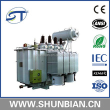three-phase transformers of best prices for 35/6.3kv power transformer 31500 kva can be design as cumstomers' requirement