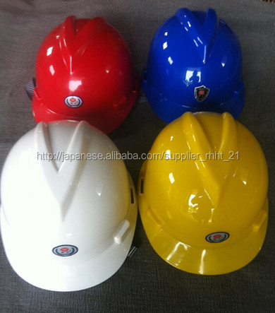 HDPE or ABS material construction safety helmet yellow color safety helmet with CE EN397 approved quality/CE Safety Helmet