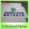 Promotional Acrylic Laser die cut logo Signage