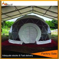2015 Top sale Outdoor geodesic dome /Outdoor Big Dome Tent For Sale