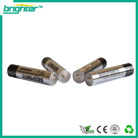 High quality rechargeable aaa lr03 alkaline battery in shrink pack