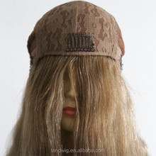 European hair layered Jewish women Kosher wigs highlight color any size is ok