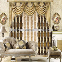 luxury draperies curtain