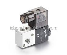 3A Series Type 3 Port 2 Position Air valve, 3A100, 3A200, 3A300