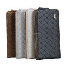 Kaku smart cover alligator pattern mobile phone case for samsung galaxy s5