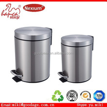 Standing Structure and Outdoor Usage mobile garbage bin