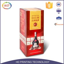 Customized Layers Long Wine Shipping Boxes
