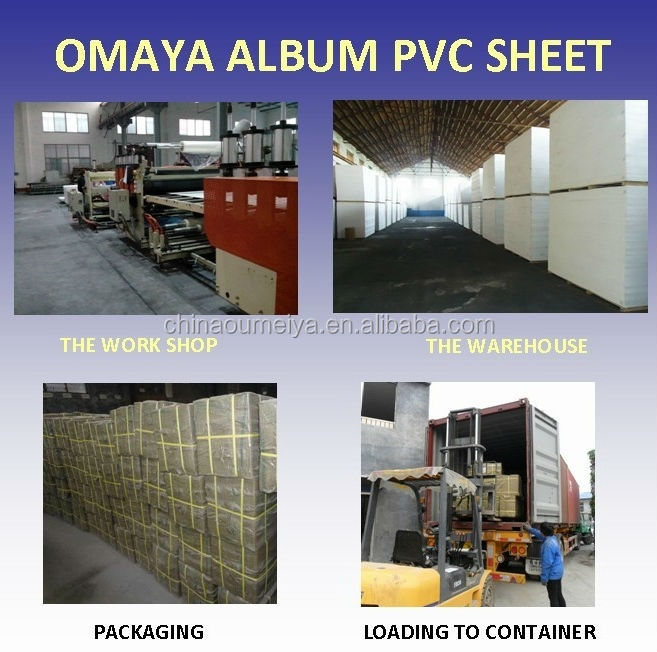 double sided adhesive PVC sheets black and white