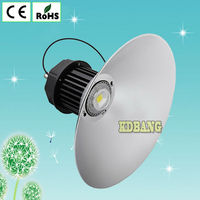 High Bay Light LED 80W Bridgelux chip examples industrial goods AC85-265V 2 years warranty