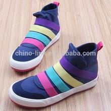 colorido baratos zapatillas de lona de encargo fabricantes de zapatillas de deporte