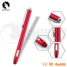 Shibell Novelty stylus touch pen multifuction touch screen stylus pen metal pen with touch ball pen