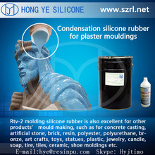 Silicone rubber mold for stationery products made from RTV silicon rubber