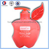 High quality apple scented hand wash liquid soap