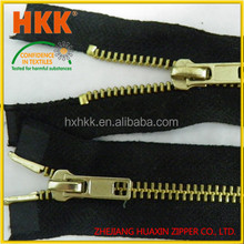 Fireproof Zipper( Dupont Material 5# Brass Nomex Zipper)