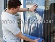 PE plastic self adhesive window film