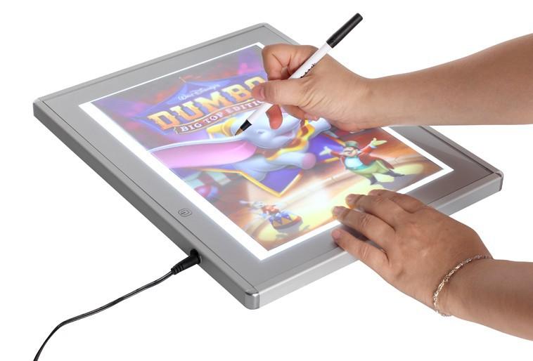 a3 size patented light up trace pad led light box buy trace pad