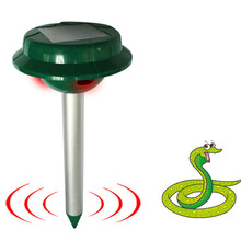 Zolition 2015 New Product patent solar vibration snake repeller ZN-2030S