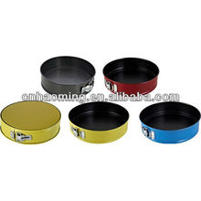 Carbon steel non-stick Spring form pan