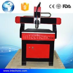 cheap 1.5kw/2.2kw 6090 wood door making cnc router cutting Intechcnc cnc wood cutting machine