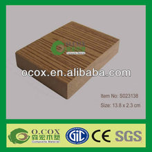 Outdoor Waterproof Laminate WPC Decking Flooring