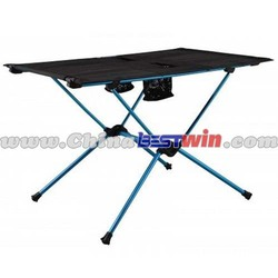 Folding Camping Table/ Portable Outdoor Camp Table/ Furniture Sport Aluminum New
