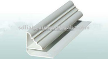 pvc extrusion profile use fence or other products