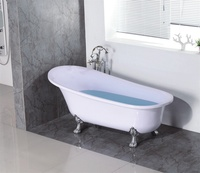 new products buy direct from china factory bathtub with legs