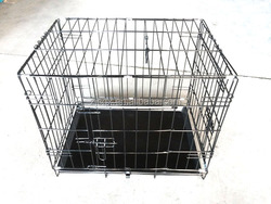 strong stainless steel dog cage cat