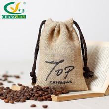 Wholesale Reusable Promotional eco friendly jute bag