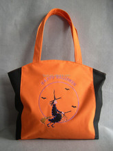 Handmade halloween felt gift bag new style gift bag for holiday