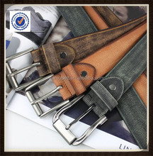 Jeans Leather Belt Used Design for Man(DC-150424)