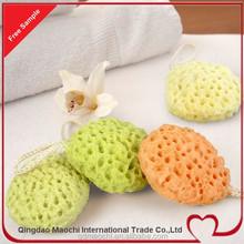 sea ball Bath sponge cute kids bath sponge net bath sponge