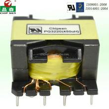 220v 6v transformer bushing with UL