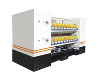 High speed Double helical knife cross cutter machine for 5 ply corrugated cardboard production line/corrugated machine