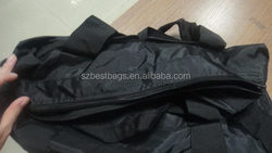 Alibaba china best selling polyester hiking bag solar power