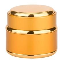 XH01 Aluminum round cosmetic cream jar