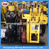HW180 depth economic cost portable water well drilling rig/DTH water well drill rig machine 180m depth