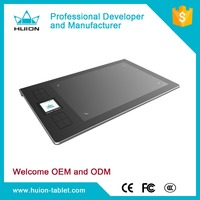 2015 New Fashion Design! lcd monitor pen tablet portable graphic tablet drawing Huion DWH69